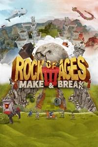 Carátula para el juego Rock of Ages 3: Make & Break de Xbox 360