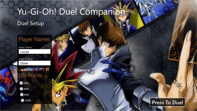 get yu gi oh duel companion microsoft store