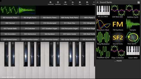 Music Keyboard Screenshots 1