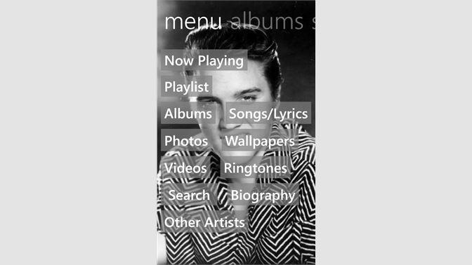 Get Elvis Presley Music - Microsoft Store en-TL