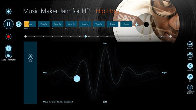 Get Music Maker Jam for HP - Microsoft Store