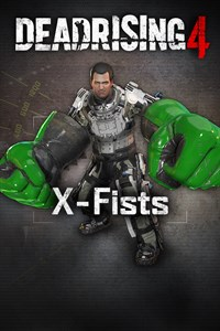 Dead Rising 4 - X-Fists