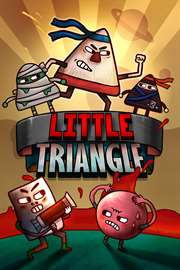 Little Triangle Is Now Available For Xbox One And Windows 10 (Xbox Play Anywhere)