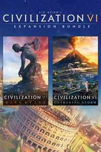 Carátula para el juego Civilization VI Expansion Bundle de Xbox One