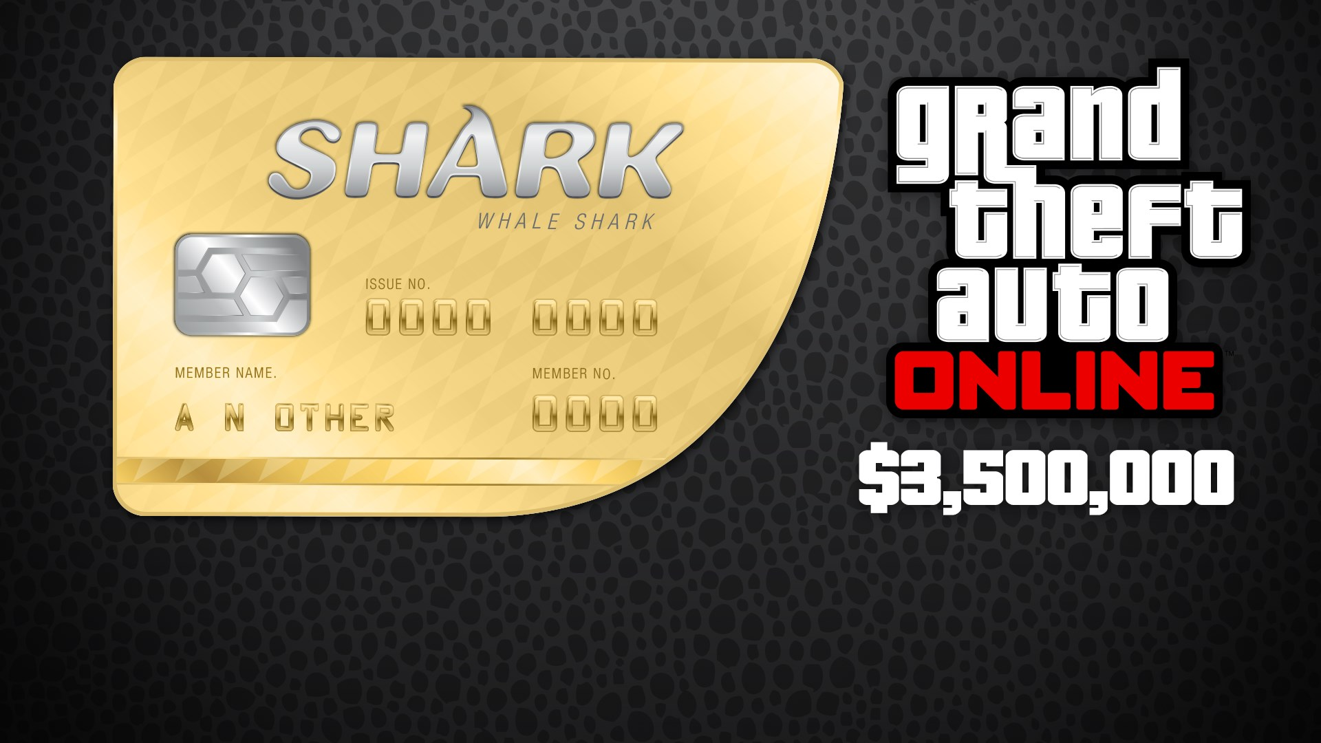 Whale Shark Cash Card