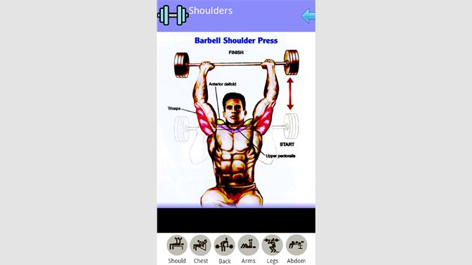 Get Bodybuilding Workout - Microsoft Store