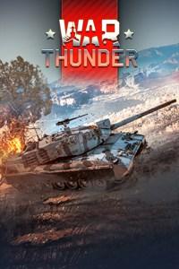 Carátula del juego War Thunder - OF-40 Mk.2 (MTCA) Pack