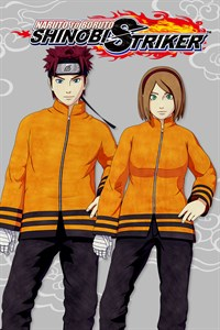 Carátula del juego NTBSS: Seventh Hokage Costume (Gender-Neutral)