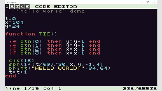Get TIC-80 - Microsoft Store