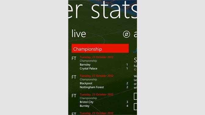 Buy Soccer Stats - Microsoft Store