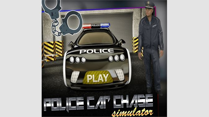 Get Police Car Chase Simulator 3D - Microsoft Store