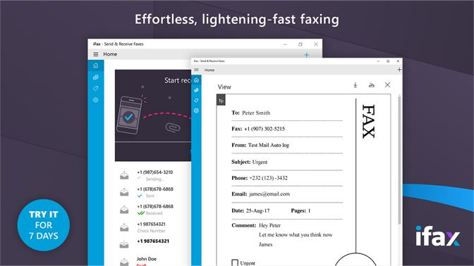 Get iFax - Send & Receive Faxes - Microsoft Store