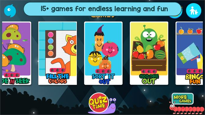 Get Kids Preschool Learning Games - Microsoft Store