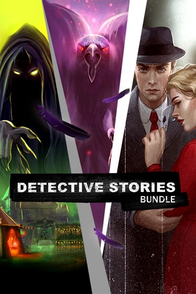 Detective Stories Bundle