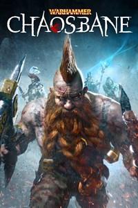 Carátula para el juego Warhammer: Chaosbane de Xbox 360