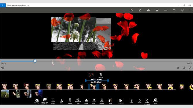 5795a2010e5db Get Movie Maker   Video Editor   Slideshow Maker Pro - Microsoft Store