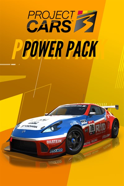 Proyecto CARS 3: Power Pack