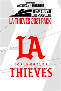 Call of Duty League™ - Pack LA Thieves 2021
