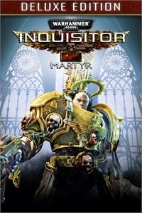 Carátula para el juego Warhammer 40,000 : Inquisitor - Martyr | Deluxe Edition de Xbox 360