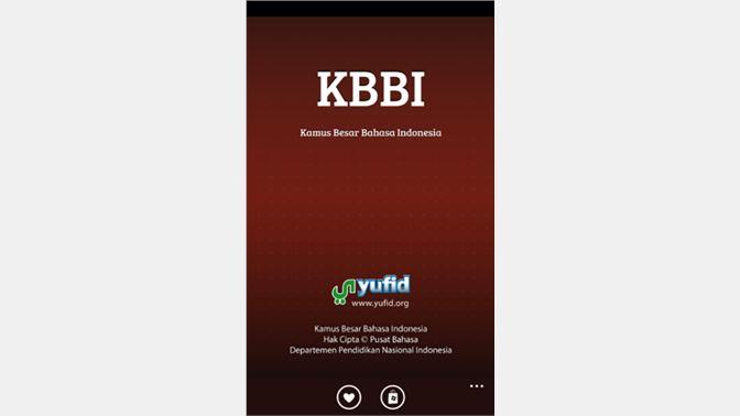 Get kamus besar bahasa indonesia microsoft store screenshot stopboris Choice Image