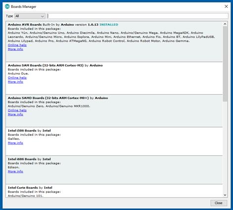 Arduino IDE Screenshots 2