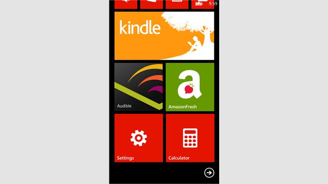 Get Amazon Kindle - Microsoft Store