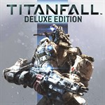 TITANFALL DELUXE EDITION Logo
