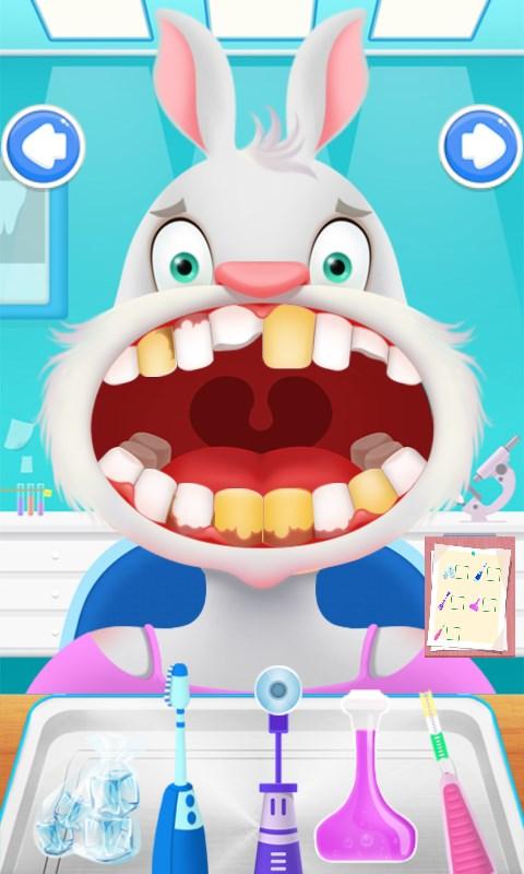 Cute Dentist - Doctor Clinic Games