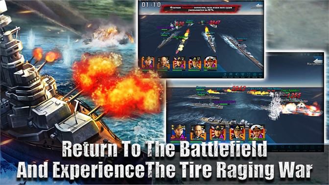 Get Warship Empire: The Pacific War - Microsoft Store en-LK