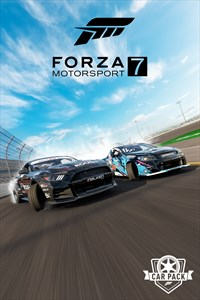 Carátula del juego Formula Drift Forza Motorsport 7 Car Pack