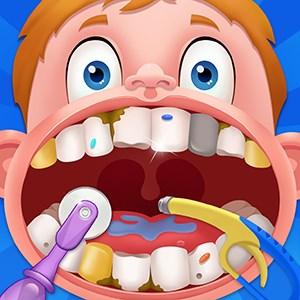Little Cute Dentist - Doctor Clinic Games