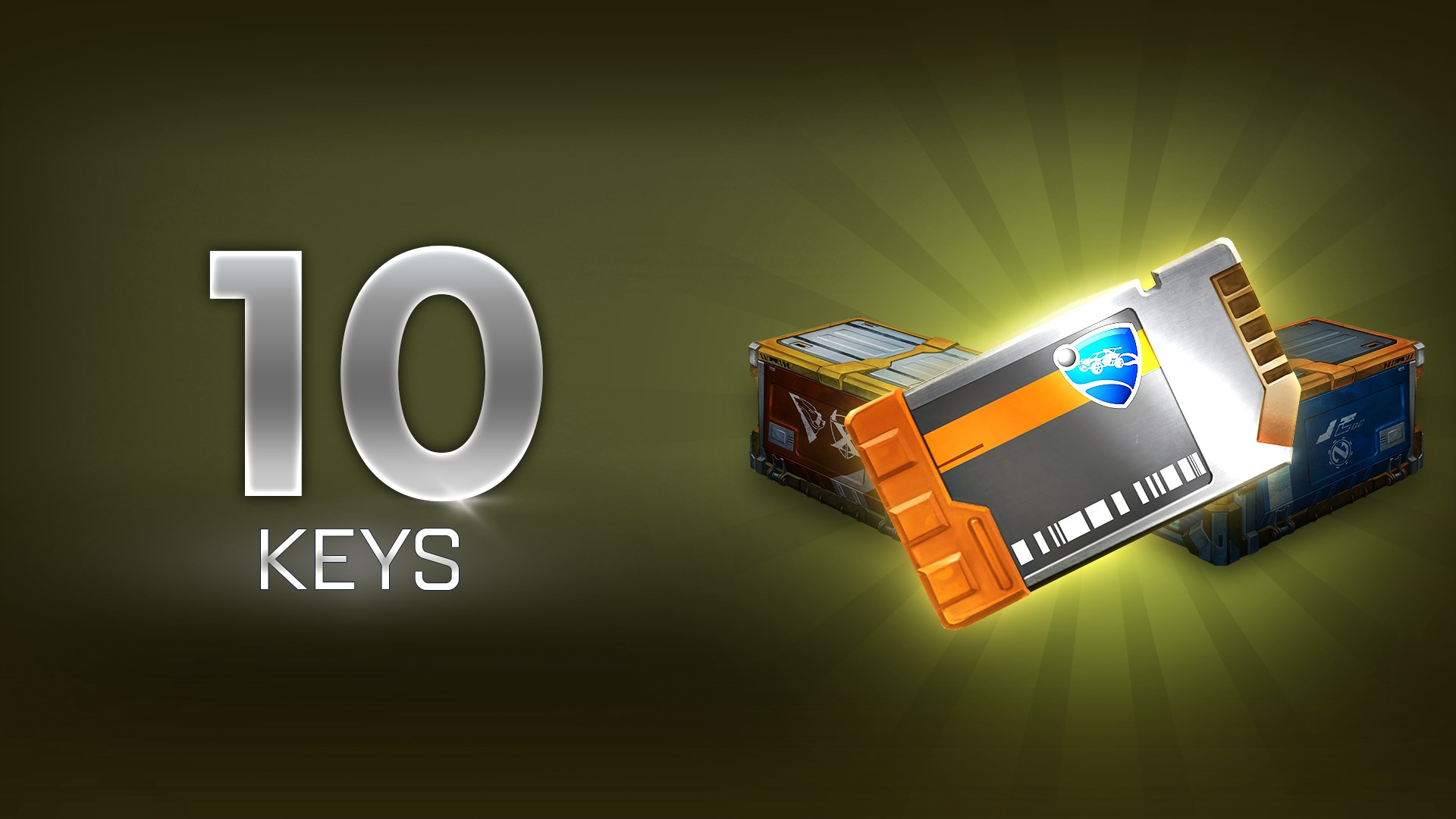 Nieuw Buy ROCKET LEAGUE® - UNLOCK KEY x10 - Microsoft Store KD-61