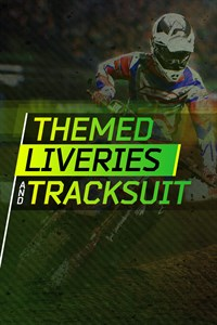 Carátula del juego Monster Energy Supercross - Themed Liveries and Tracksuits