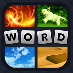 4 Pics 1 Word !
