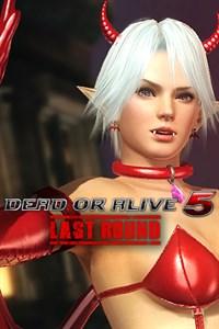 Carátula del juego DEAD OR ALIVE 5 Last Round Christie Halloween Costume 2014
