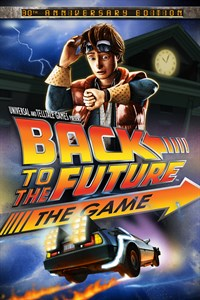 Carátula del juego Back to the Future: The Game - 30th Anniversary Edition