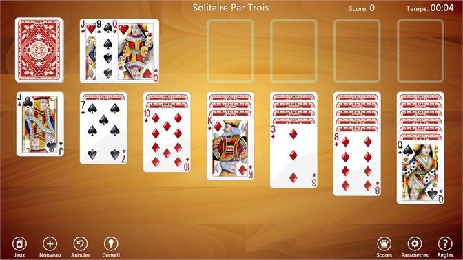 Recevoir Solitaire En Français Microsoft Store Fr Be