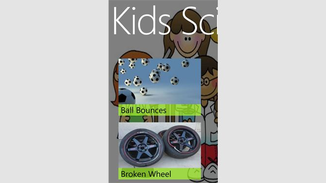 Get Kids Science - Microsoft Store