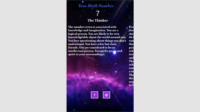 Get Complete Numerology - Microsoft Store
