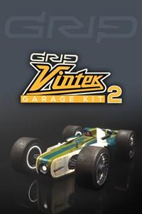 Carátula del juego Vintek Garage Kit 2
