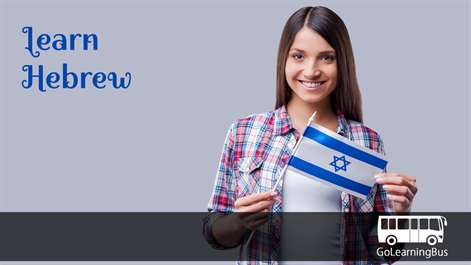 Learn Hebrew via videos by GoLearningBus Screenshots 1