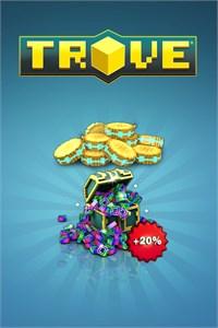 Trove - 10,200 Credits