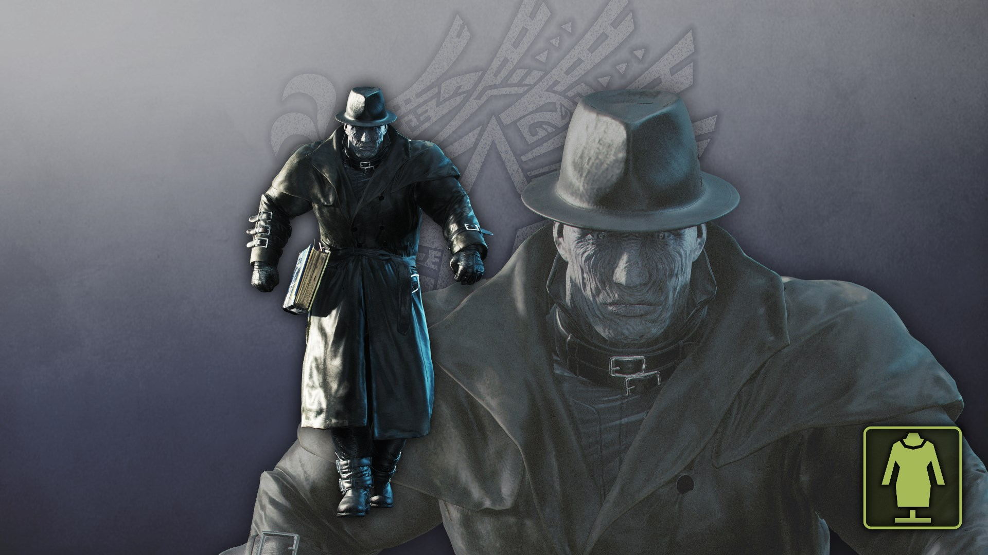 The Handler's Tyrant Costume