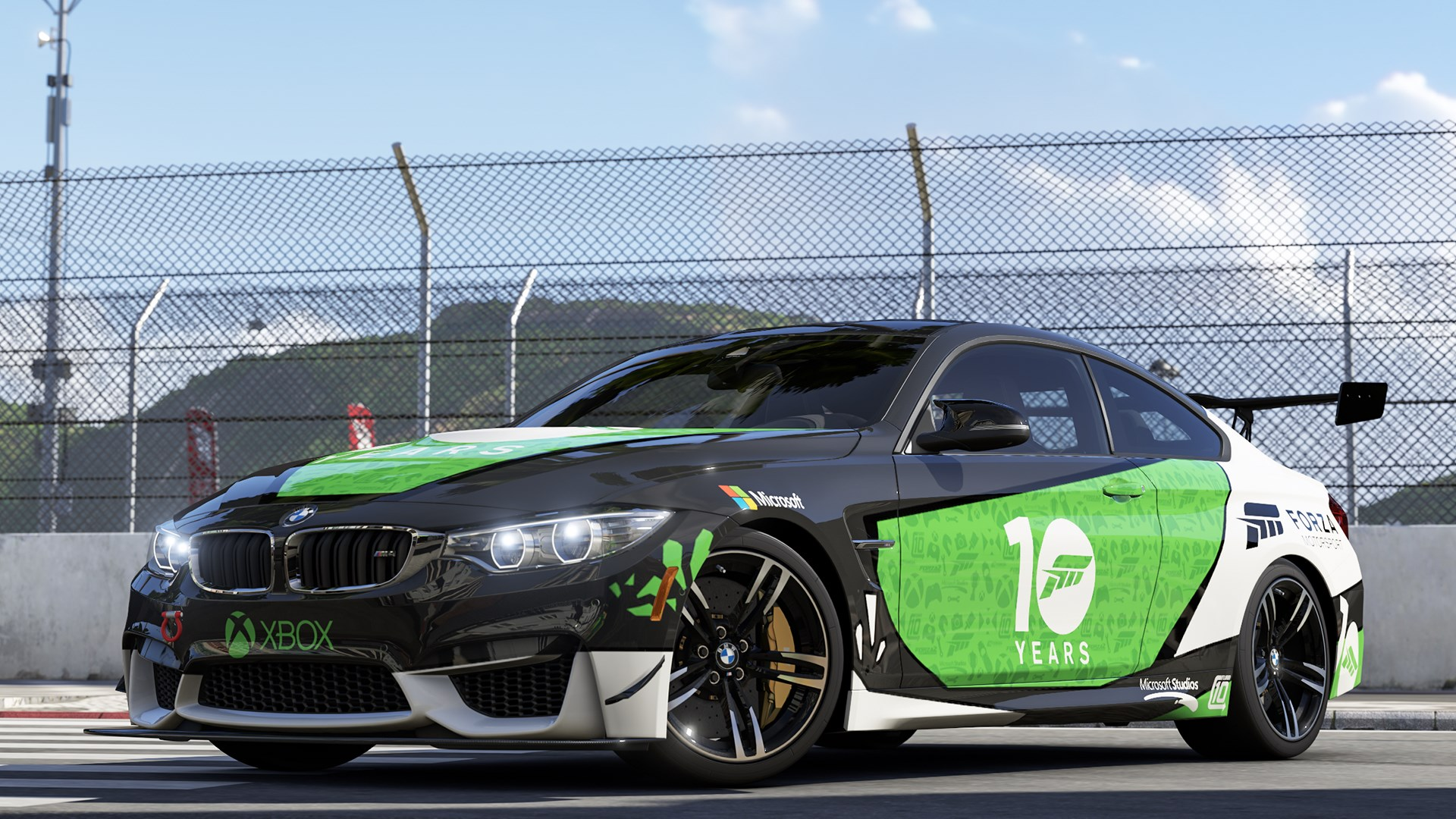 2015 BMW Team Forza M4 Coupe