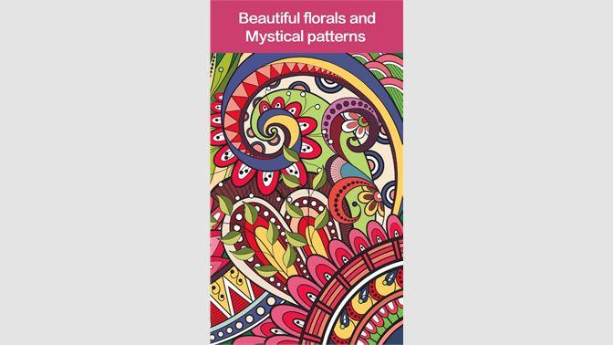 Get Adult Coloring Book - Microsoft Store en-NR