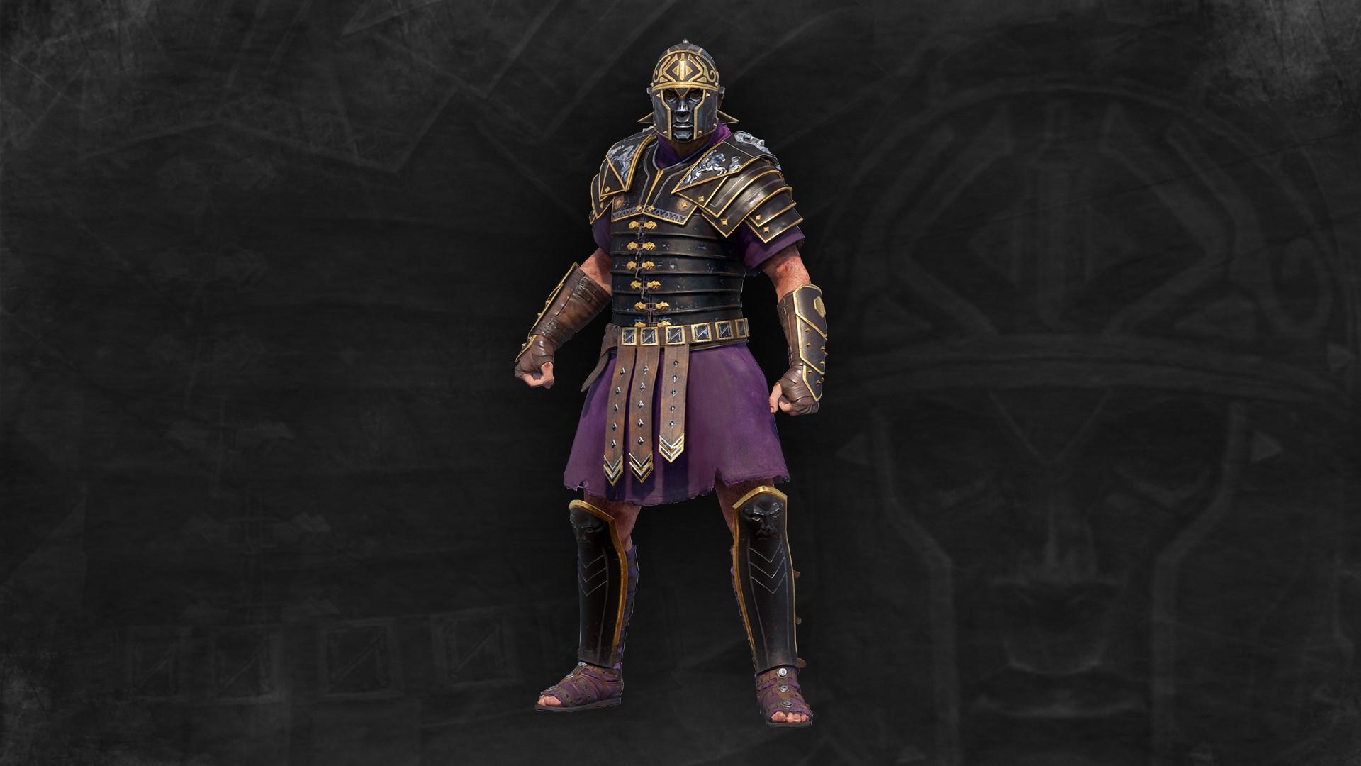 Gladiator-Skin: Prätorianer
