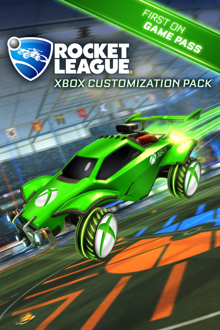 Get Rocket League® - Xbox Customization Pack - Microsoft Store