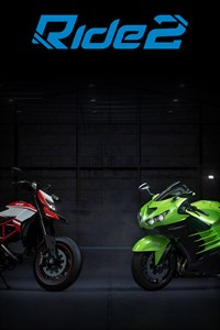 Carátula del juego Ride 2 Kawasaki and Ducati Bonus Pack