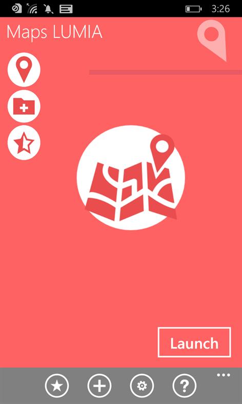 Maps for LUMIA - Premium Screenshots 1