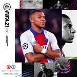 FIFA 21 Champions Edition Xbox One & Xbox Series X|S Logo